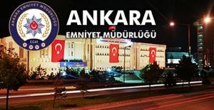 Ankara Emniyet Müdürlüğü'nden Operasyon:2 bin 198 Kaçak Yakalandı