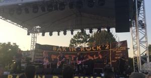 Bakırköy'de Rock Festivali Yapıldı