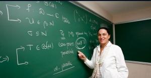 Betül Tanbay, European Mathematical Society (EMS) Başkan Yardımcılığına Seçildi