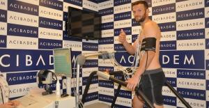 Çaykur Rizespor'un Yeni Transferi Samır Ujkanı Sağlık Kontrolünden Geçti