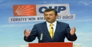 CHP'li Özel : Bedelli Askerlik Uygulamasının Meclis'ten Geçmesi Gerektiğini Düşünüyoruz