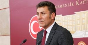 CHP'li Sarıbal: Siyasal İktidar Ne Yazık Ki Partimiz Üzerinde Bir Oyun Oynamakta