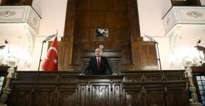 Cumhurbaşkanı Erdoğan: Bundan Sonra Sadece Zafer Marşları Yazacağız