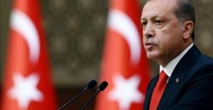 Cumhurbaşkanı Erdoğan Fidan Ve Akar'ı Kabul Etti