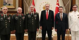 Cumhurbaşkanı Erdoğan'a Tebrik Ziyaretleri