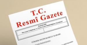 Cumhurbaşkanlığı Kararnameleri Resmi Gazete'de