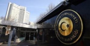 Dışişleri Bakanlığı Kabil'deki Terör Saldırılarını Kınadı
