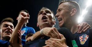 Finalin Adı Fransa-Hırvatistan