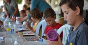 Kuşadası'nda Çocuklar İçin Yaz Etkinlikleri Devam Ediyor