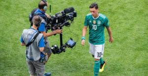 Mesut Özil'den Almanya Milli Takımı Kararı