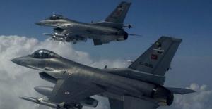 Şırnak'taki Hava Harekâtında 2 Terörist Etkisiz Hale Getirildi
