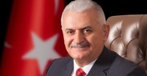 TBMM Başkanı Yıldırım'dan Kıbrıs Mesajı