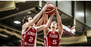U20 Erkek Milli Basketbol Takımımız, Avrupa Şampiyonasında Çeyrek Finalde