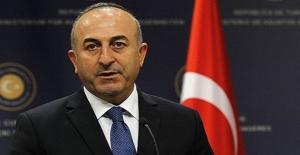 Bakan Çavuşoğlu: ABD Büyükelçiliği'ne Yapılan Provokatif Saldırıyı Kınıyoruz