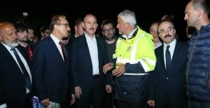 Bakan Soylu: Maddi Kayıplar Devlet Tarafından Karşılanacak
