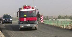 Bayram Öncesi Kerkük-Erbil Karayolu Yeniden Açıldı