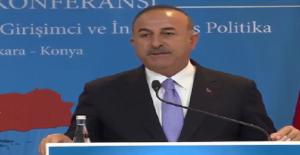 Dışişleri Bakanı Çavuşoğlu: Amerika'da Bir Kargaşa Var
