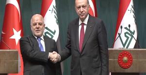 Erdoğan: Irak Hükümeti Gayrimeşru Referanduma Karşı Başarılı İmtihan Verdi