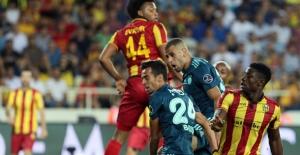 Fenerbahçe, Malatya'dan Puansız Dönüyor