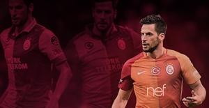 Galatasaray'dan Hakan Balta'ya Teşekkürler