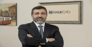 Halk GYO'nun Aktif Büyüklüğü 2,4 Milyar TL'ye Ulaştı
