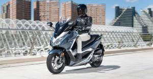 Honda Forza 250 Türkiye'de Yarın Satışa Çıkıyor