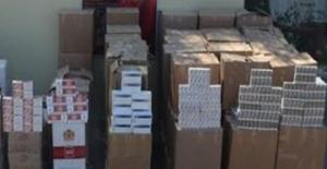 İstanbul'da 472 Bin 500 Paket Kaçak Sigara Ele Geçirildi