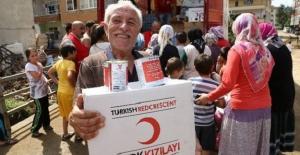 Kızılay, Yurtiçi Kurban Vekâletlerinde Hedeflenen Sayıya Ulaştı