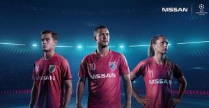 NISSAN'ın Yeni Global Marka Elçileri: Eden Hazard, Philippe Coutinho ve Lieke Martens