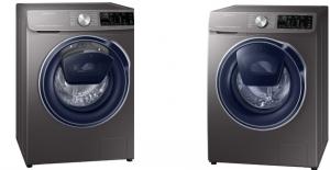 Samsung'un 10 Kg Yıkama Kapasiteli Yeni Çamaşır Makineleri Türkiye'de!