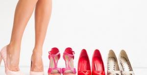 Topuklu Ayakkabı Giymenin 15 Altın Kuralı