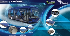 Türkiye'nin İlk Elektrikli Otobüsü Hacettepe'de