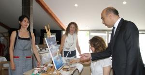 Bakırköy Belediyesi'nden İspirtohane'de Ücretsiz Sanat Kursları