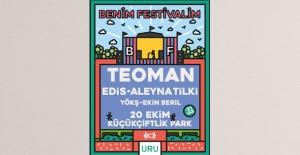 Heyecanla Beklenen ''Benim Festivalim'' 20 Ekim'de KüçükÇiftlik Park'ta!