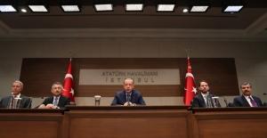 Cumhurbaşkanı Erdoğan'dan ABD Ziyareti Öncesi Önemli Açıklamalar