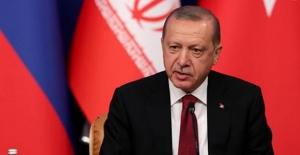 Cumhurbaşkanı Erdoğan: Silahların Bırakılması Mesajı Terör Gruplarına Kararlı Duruşun İfadesidir