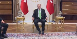 Erdoğan Erhürman'ı Kabul Etti