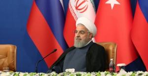 """İran Cumhurbaşkanı Ruhani: """"Suriye'deki Terörist Grupları Silah Bırakmaya Teşvik Etmek Gerekli"""""""