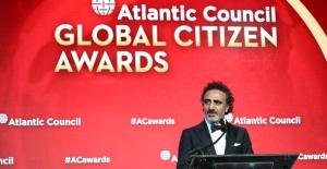 """""""Küresel Vatandaşlık Ödülü"""" Hamdi Ulukaya'nın"""