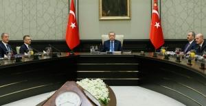 Milli Güvenlik Kurulu Toplantısı Sonrası Açıklama
