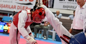Minikler Türkiye Taekwondo Şampiyonası Sona Erdi