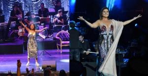 Yıldız Tilbe Ve Sibel Can Yeniden Harbiye Açıkhava Sahnesinde