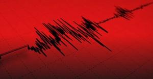 Ağrı'da 4.2 Şiddetinde Deprem