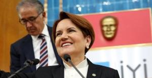 """Akşener: """"Erdoğan Tükenmişlik Sendromu Yaşıyor"""""""