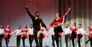 Anadolu Ateşi Dans Topluluğu ODTÜ Vişnelik'de