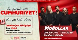 Ataşehir'de Cumhuriyet Bayramı Coşkusu