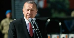 Cumhurbaşkanı Erdoğan: Fırat'ın Doğusundaki Terör Yuvalarını Darmadağın Edeceğiz