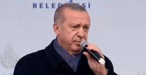 Cumhurbaşkanı Erdoğan: Şahıslara Karşı İşlenen Suçlara Devletin Af Yetkisi Yoktur