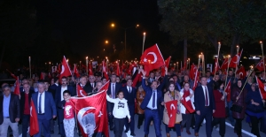 Etimesgut'ta Cumhuriyet Coşkusu