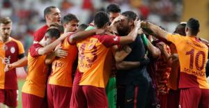 Galatasaray, Antalya'dan 3 Puanı Tek Gol İle Aldı
